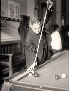 Alfredo de Oro, the greatest pool players in American history.