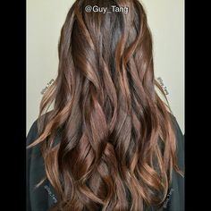 Natural Balayage Ombre