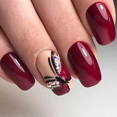 66 Best Nail Art Designs! View them all right here -> | http://www.nailmypolish.com/nail-art-designs-66-best-nail-art-designs/ | @nailmypolish