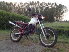 My Yamaha XT350 1986