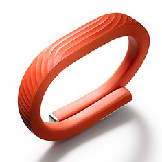 Jawbone's New Wristband Adds You to the Internet of Things | Jawbone's new activity-tracking wristband can be used to start your coffeemaker when you get up.