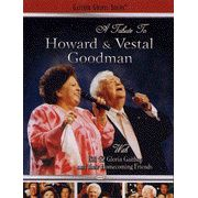 A Tribute to Howard & Vestal Goodman, DVD - If I'd have to name the one woman who has impacted my life the most (outside of my mother), It'd have to be Vestal Goodman. She knew and walked in the anointing of the Holy Spirit -and I feel it every time I hear her sing. You might not like Southern Gospel, but if you don't get the Holy Ghost when she sings, I don't know what to do for you…. ha ;)