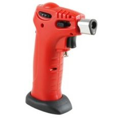 chef's torch, red