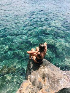 How to Take Good Beach Photos Summer Instagram Pictures, Summer Photos, Tumblr Summer Pictures, Cute Summer Pictures, Instagram Summer, Vacation Pictures, Beach Pictures, Beach Poses, Holiday Pictures