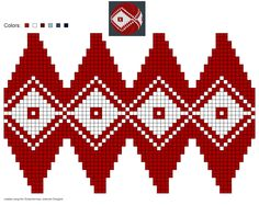 Created Using Schachenmayr #Julekuler Designer #christmas By Pawel  Dolatowski Part 40