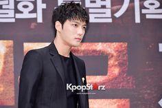 JYJ's Kim Jaejoong Attends MBC Drama 'Triangle' Press Conference - April 30, 2014 [PHOTOS] http://www.kpopstarz.com/tags/jyj