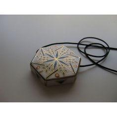 陶器のペンダント2 5775yen