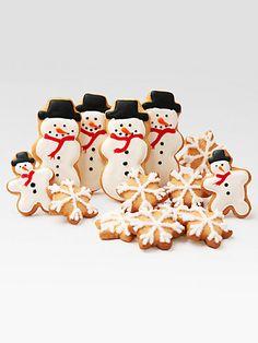 Eleni's New York - Let It Snow Cookies