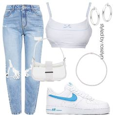 Trendy Outfits For Teens, Teenage Girl Outfits, Cute Swag Outfits, Dope Outfits, Retro Outfits, Simple Outfits, Chic Outfits, Fashion Outfits, Estilo Harajuku