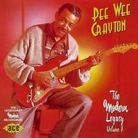PEE WEE CRAYTON - THE MODERN LEGACY - CDCH 632