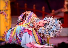 #Peking Opera #China #WindhorseTour