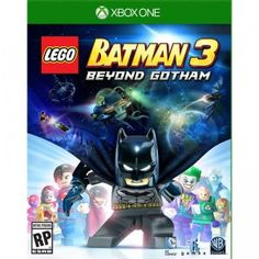 In LEGO Batman 3: Beyond Gotham, Batman teams up with fellow DC Comics superheroes, and heads to outer space to stop the evil Brainiac from destroying the Earth.