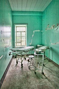 Image: Trans-Alleghany asylum in Weston, West Virginia