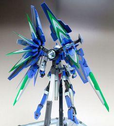 Custom Build: 1/100 GN-06 Knight Re-Pell Cedar - Gundam Kits Collection News and Reviews
