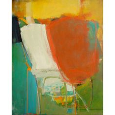 Large Original Abstract Oil Painting Layers Depth by JennyGrayArt, $1900.00