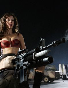 """Useless talent #66.."" A good slogan or motto can help create a character. planet terror (2007)"