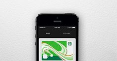 Card from Starbucks works seamlessly