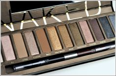 Urban Decay Naked Palette- so much fun!