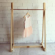 Dress Me Up MINI A-frame Clothes Rack