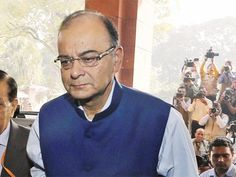 Shrinking Congress strength in Rajya Sabha will make GST happen: Arun Jaitley - The Economic Times
