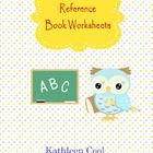 This is a set of worksheets for students to use when learning about reference books or as a review.  This is what is included in the file:    Referen...
