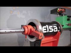 Portable Line Boring Machine Tool - Supercombinata - Elsa srl Garage Tools, Machine Tools, Tech, Make It Yourself, Youtube Movies, Jelsa, Youtubers, Technology, Elsa