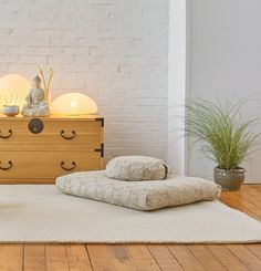 """""""Meditation means learning to control our minds, thereby protecting our minds from domination by delusion and other afflictions. the Dalai Lama Meditation Meaning, Meditation Altar, Meditation Cushion, Meditation Space, Meditation Supplies, Altar Design, Zen Space, High Quality Furniture, Dalai Lama"""