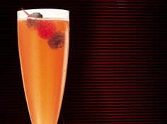 KORBEL Royale drink recipe