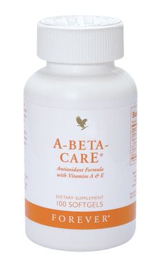 Forever Living - A-Beta-CarE supplies the body with vitamins A, E and selenium, powerful antioxidant nutrients that are vital for healthy skin, hair and eyesight. Also helps combat the effect of ageing on the skin. http://www.beforeverfree.myforever.biz/store