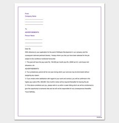 Sample Appointment Letter For Insurance Brokers Format Pdf