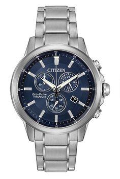 Citizen Citizen Eco-Drive Ti + IP AT2340-56L Ti+IP