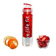 Fitlosophy Fitfuser Fruit Infusion BPAFree 27 Ounce Sports Water Bottle -- To view further for this item, visit the image link.Note:It is affiliate link to Amazon.