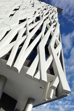 Structure exterior walls | Concret Facade