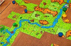 «Каркассон» и разноцветные фломастеры - Настольные игры: Nастольный Blog - Всё о настольных играх на русском языке