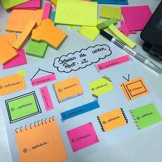 Trendy study organization tips notebooks posts Ideas Bullet Journal School, My Journal, Bullet Journal Inspiration, Lettering Tutorial, Lettering Brush, Study Organization, Bild Tattoos, Cute School Supplies, Sketch Notes
