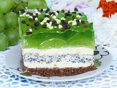 Polish Cake Recipe, Polish Recipes, Sweet Recipes, Cake Recipes, Dessert Recipes, Sweets Cake, Cupcake Cakes, My Favorite Food, Favorite Recipes