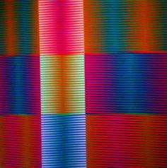 Design-Color  Carlos Cruz Diez  ArtExperienceNYC   www.artexperiencenyc.com