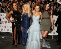 Spice Girls Press Event in London