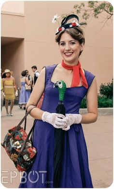 Dapper Day Mary Poppins
