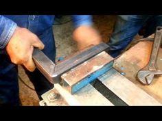 Roladora de Perfiles, JMVL 4/4 - YouTube