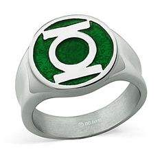 This is not -- we repeat: NOT -- a Power Ring. It is merely a ring that has Green Lantern's iconography on it