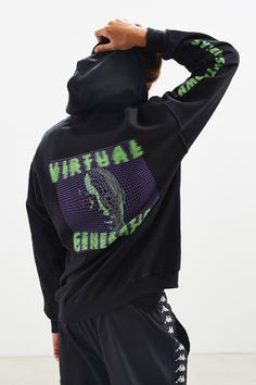 Shop Poison The Youth Error Hoodie Sweatshirt at Urban Outfitters today. We carry all the latest styles, colors and brands for you to choose from right here.