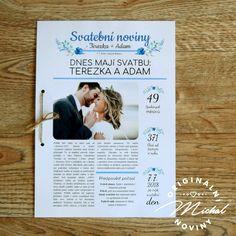 svatební noviny – Vyhledávání Google