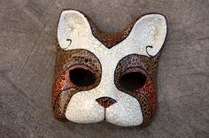 Cat Masquerade Mask by AnotherFaceStudio on Etsy, $39.50