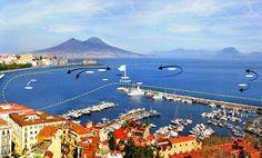 Ritorna a #Napoli il grande appuntamento dedicato alla vela ... America's Cup 2013.
