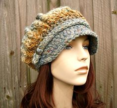 Instant Download Crochet Pattern Hat Crochet Pattern di pixiebell