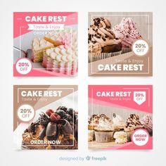 Food Graphic Design, Food Poster Design, Menu Design, Ad Design, Banner Design, Instagram Design, Instagram Posts, Instagram Feed, Instagram Story Template
