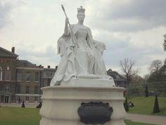 Queen Victoria, Kensington Gardens