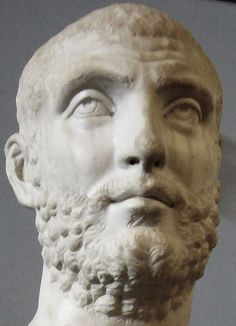 Emperor Carinus. Emperor from 282 to 285 - he was considered one of the worst rulers in Roman history. There are several versions of his death - in one of them he was assassinated by one of his officers after he seduced that man's wife.
