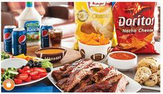 Take party food to the next level with this game day spread.